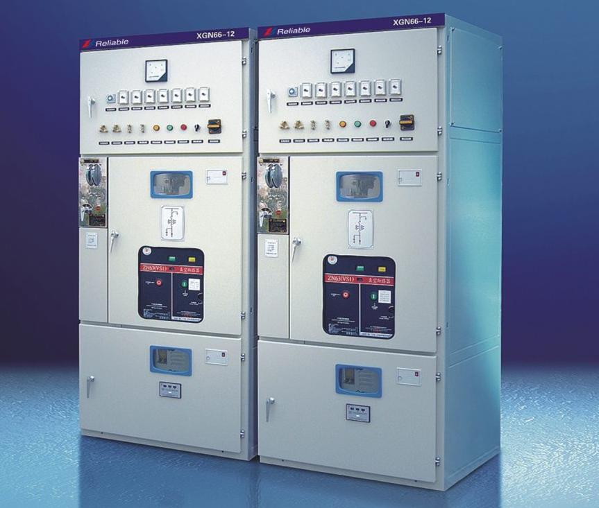 XGN66-12箱型固定式交流金属封闭开关设备