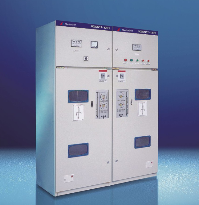 HXGN17-12(F)箱式(固定)交流金属封闭环网开关设备